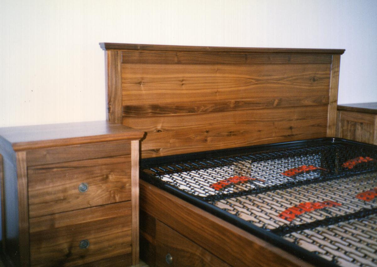 Camere da letto | Falegnameria Castelli